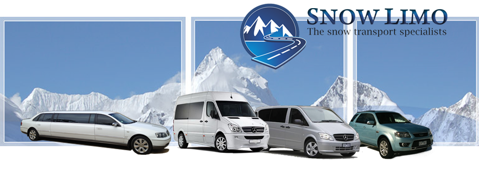 snow limo providing limo coach transport to falls creek, mt buller and mt hotham